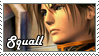 Squall Stamp by Siesna