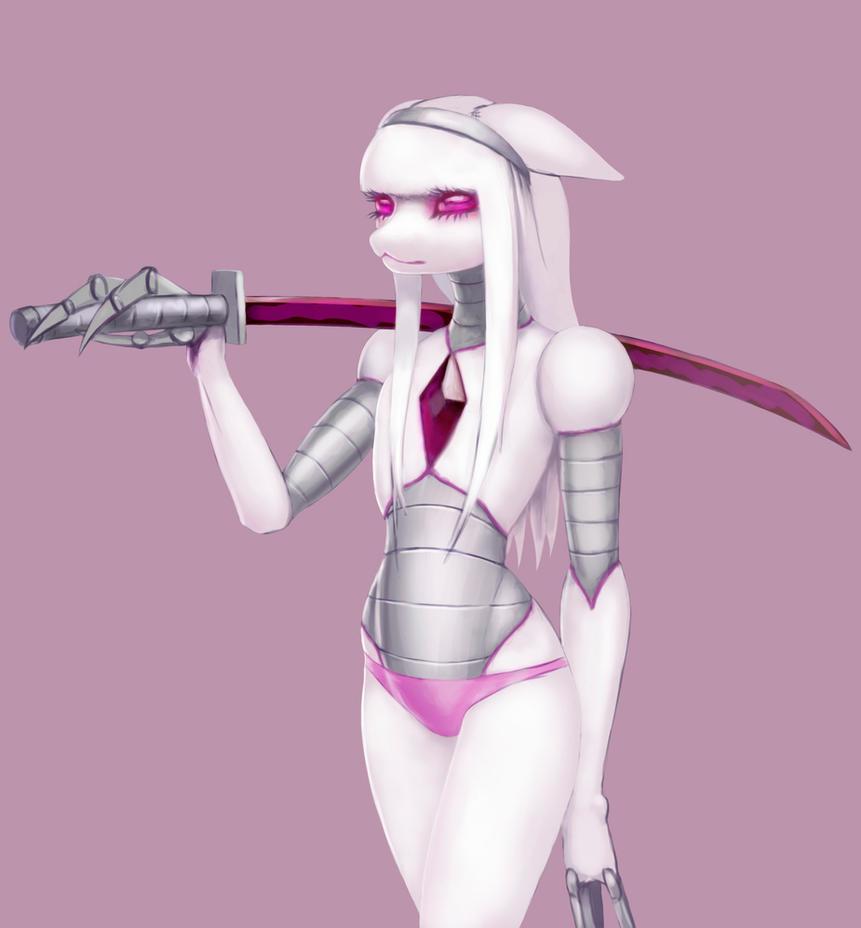 anthrobot by sonar-doll