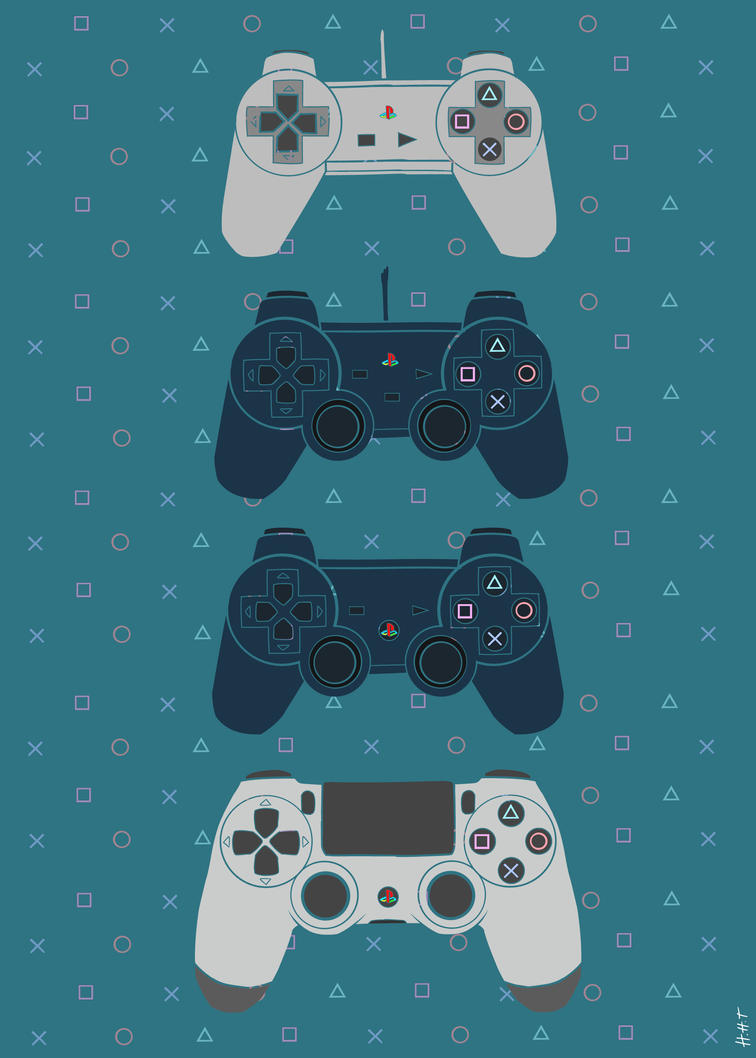 Playstationposter02 by HuyHTran