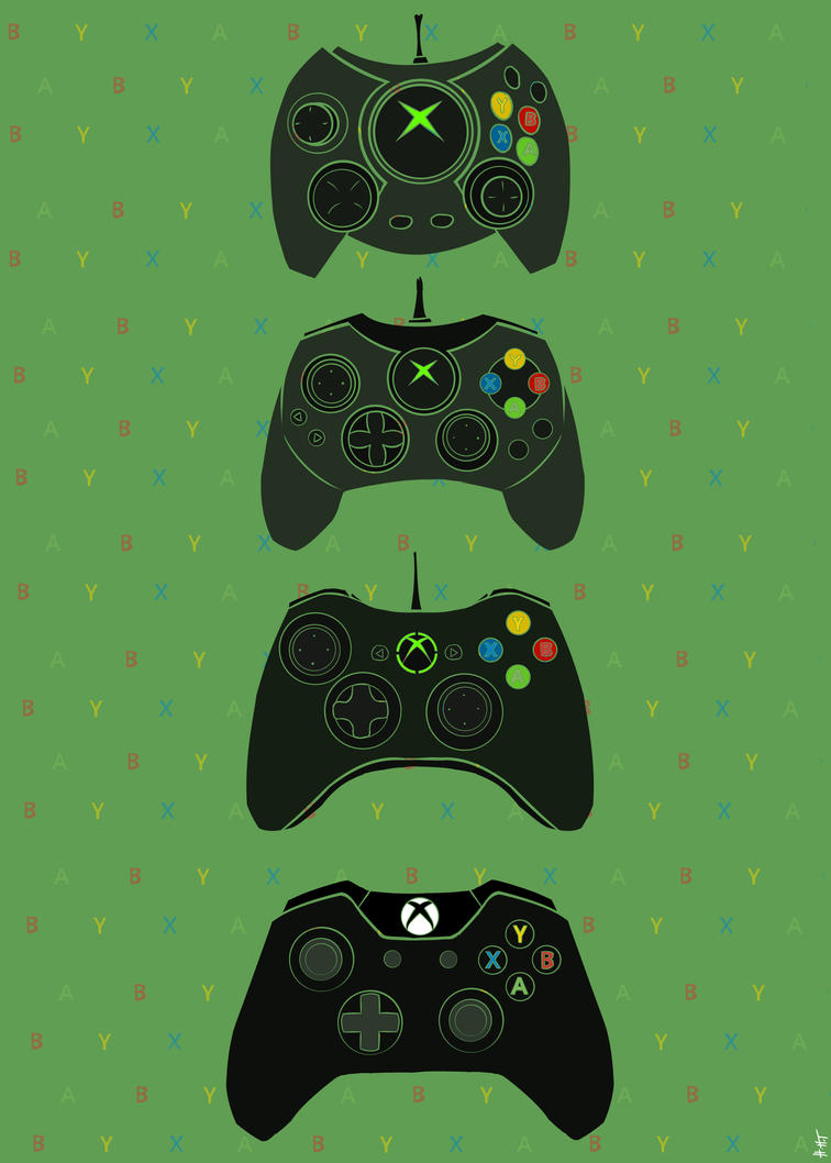 Xboxposter by HuyHTran