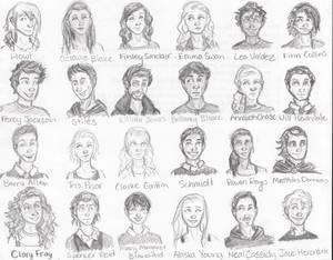 favorite characters