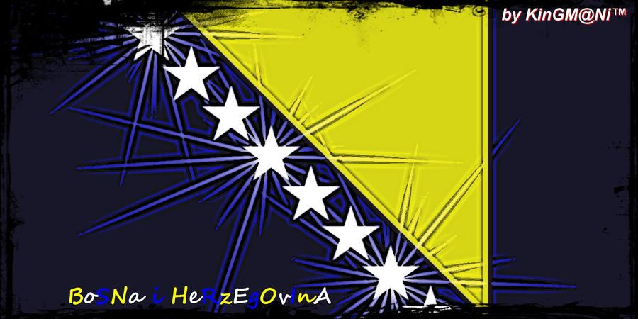 Bosna i Hercegovina by KINGMANI100