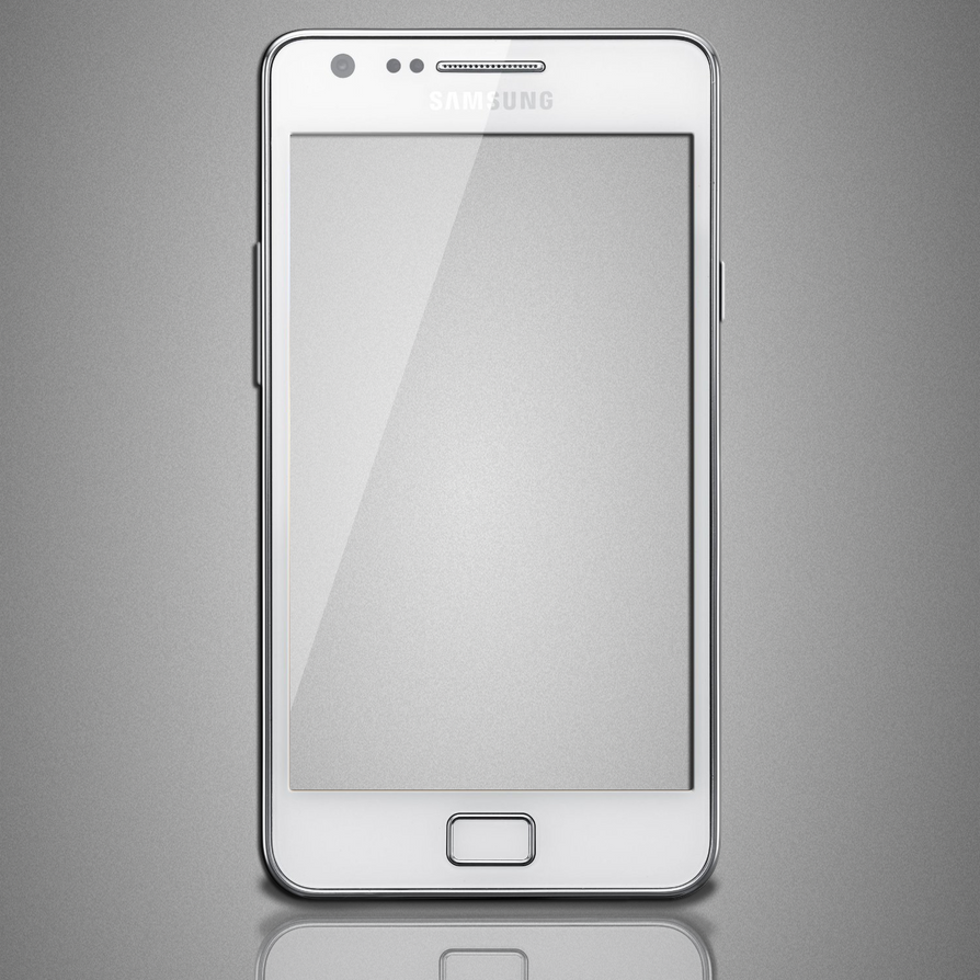 Samsung Galaxy S2 White W.I.P by KINGMANI100