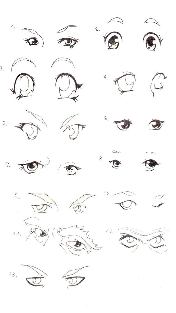Anime Eyes Hap....