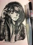 Mood (brush pen practice)