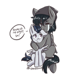 Rumble the Angsty Child (MLP)