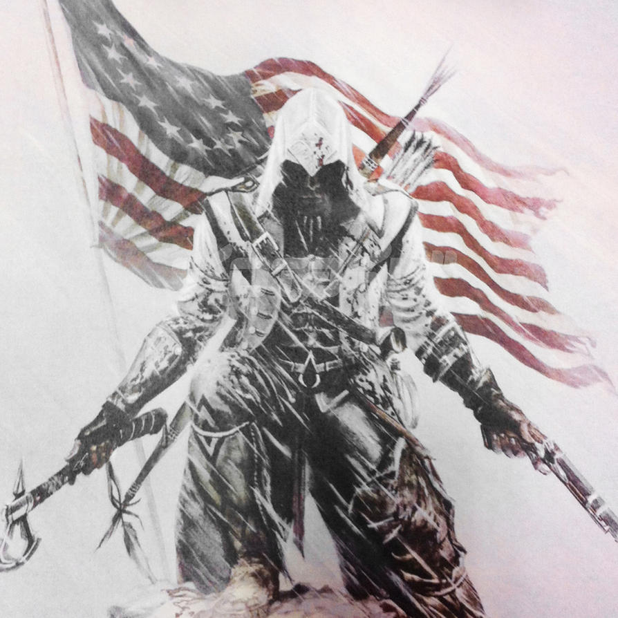 Connor Kenway Assassin's Creed II by jdawg412 on deviantART