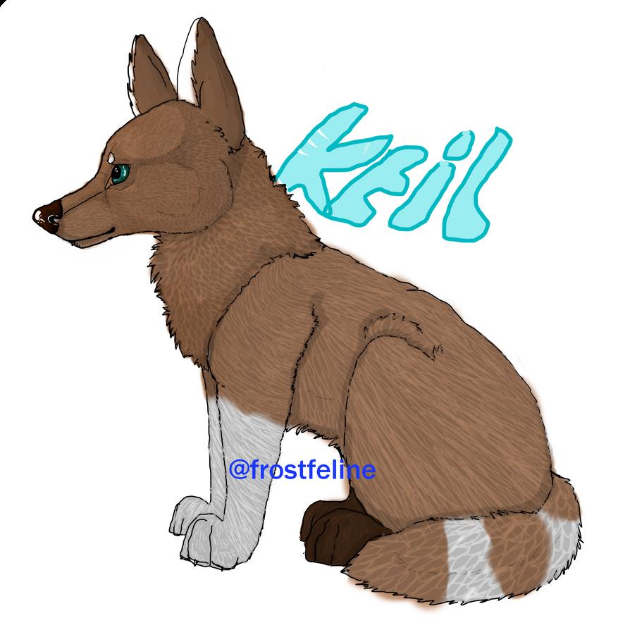 Keil by frostfeline