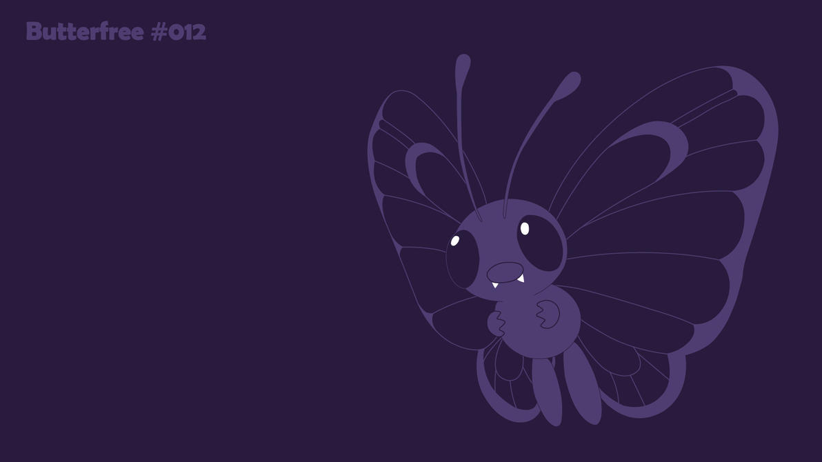 Butterfree by LucasLuquin