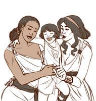 Wonder Family by Mayeko