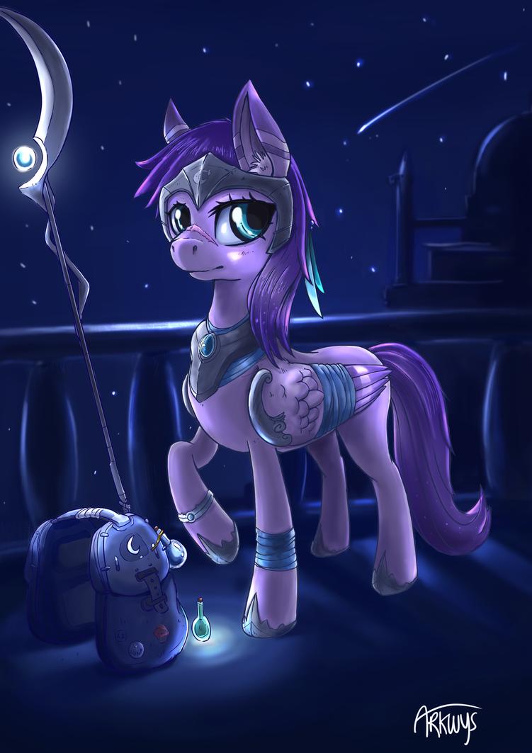 Stardust Twinkle by Arkwys