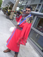 Auron the Guardian by WitchyElphaba