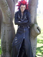 Axel Cosplay by WitchyElphaba