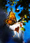 Butterfly Horse