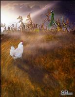 Chicken Feed by SBibb