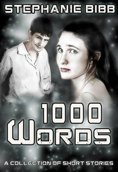 1000 Words Anthology Cover