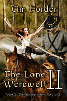 The Lone Werewolf II - Book Cover by SBibb