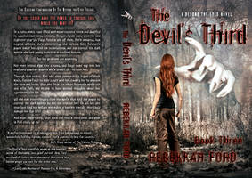 The Devil's Third - Book Cover by SBibb