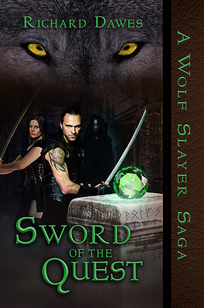 Sword of the Quest - Book Cover