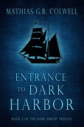 Entrance to Dark Harbor - Book Cover