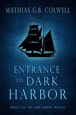 Entrance to Dark Harbor - Book Cover