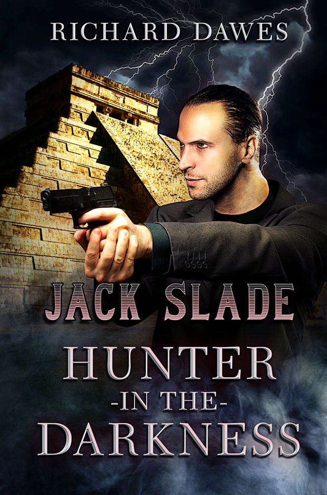 Hunter in the Darkness - Book Cover