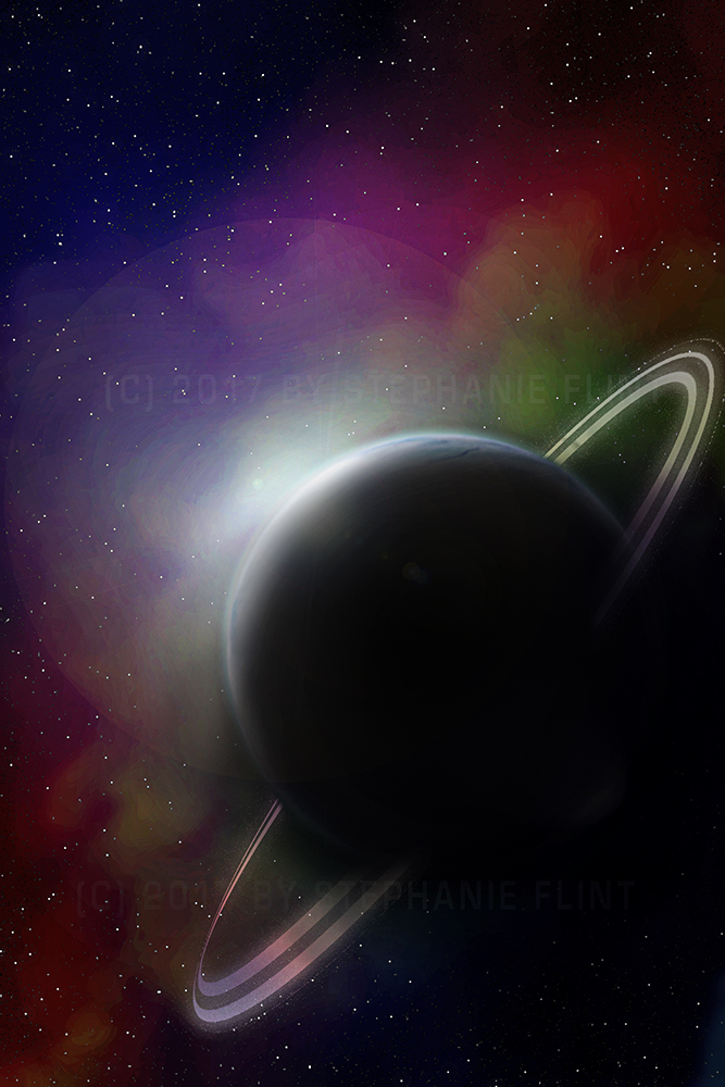 Space Planet by SBibb
