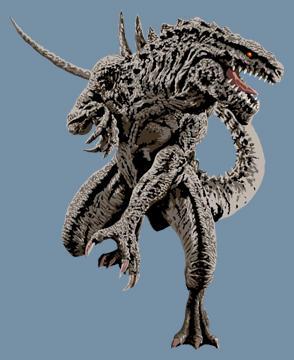 Godzilla 1998 by Max-Goji
