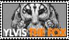 the fox stamp 2 by Ponacho