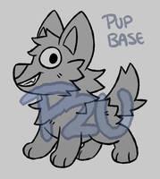 P2U pup base by Ponacho