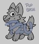 P2U pup base