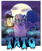 Tato badge by Ponacho