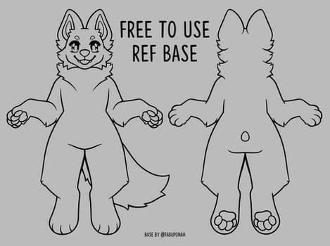 FREE Anthro ref base