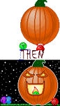 yes, it's a pumpkin by Blobzy
