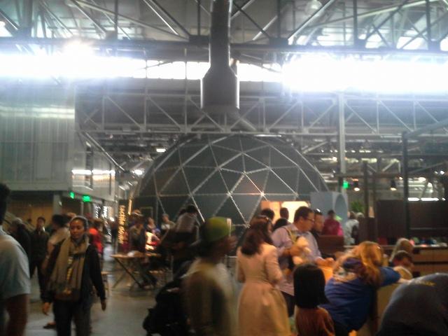 Exploritorium: Tactile Dome