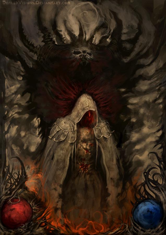 Diablo - The Dark Wanderer by DefiledVisions