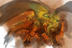 Speedpaint: Spirit Dragon