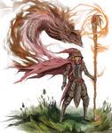 Fantasy Earth Zero - Sorcerer
