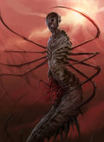 Creatureconcept - Cancer by DefiledVisions