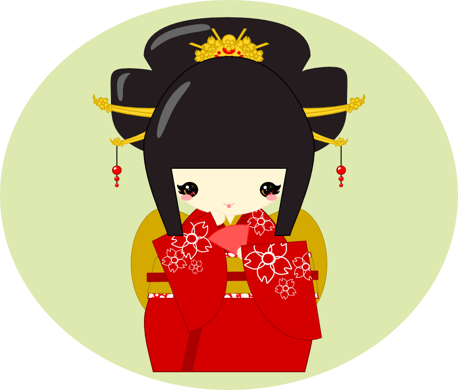 Little Geisha by crystaltiger52