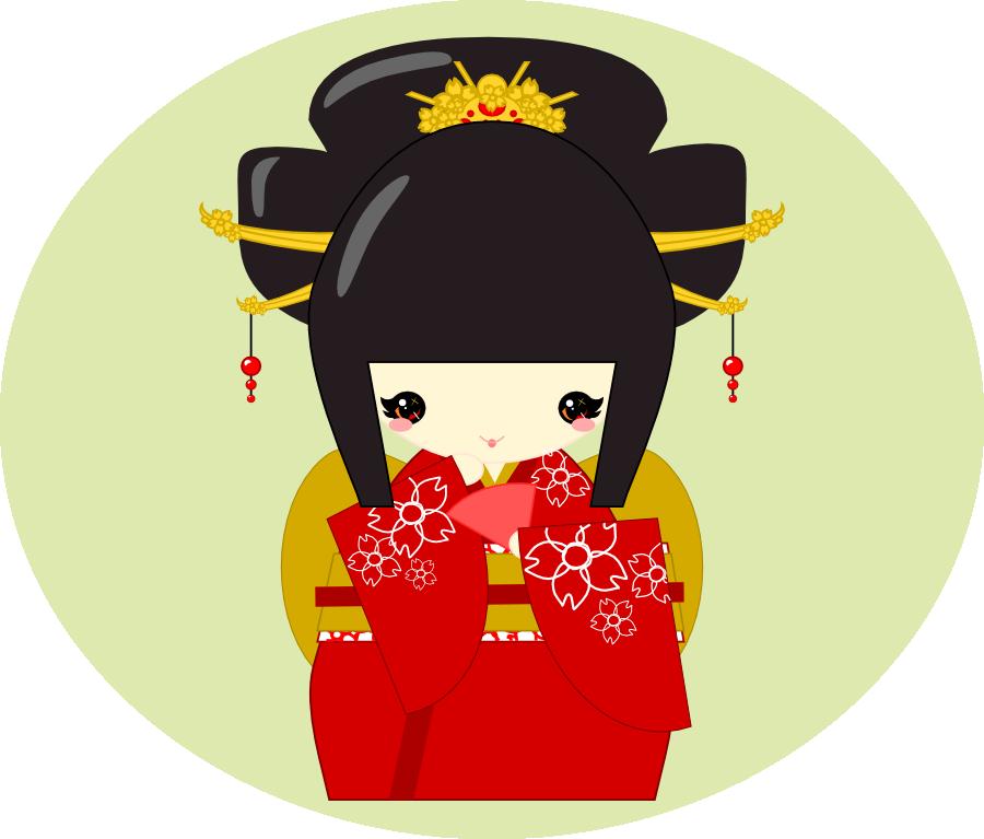 Little Geisha by crystaltiger52