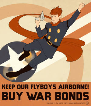 Keep Our Flyboys Airborne
