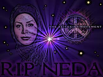 Rip Neda II by jackcomstock