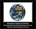 Resource Based Economy