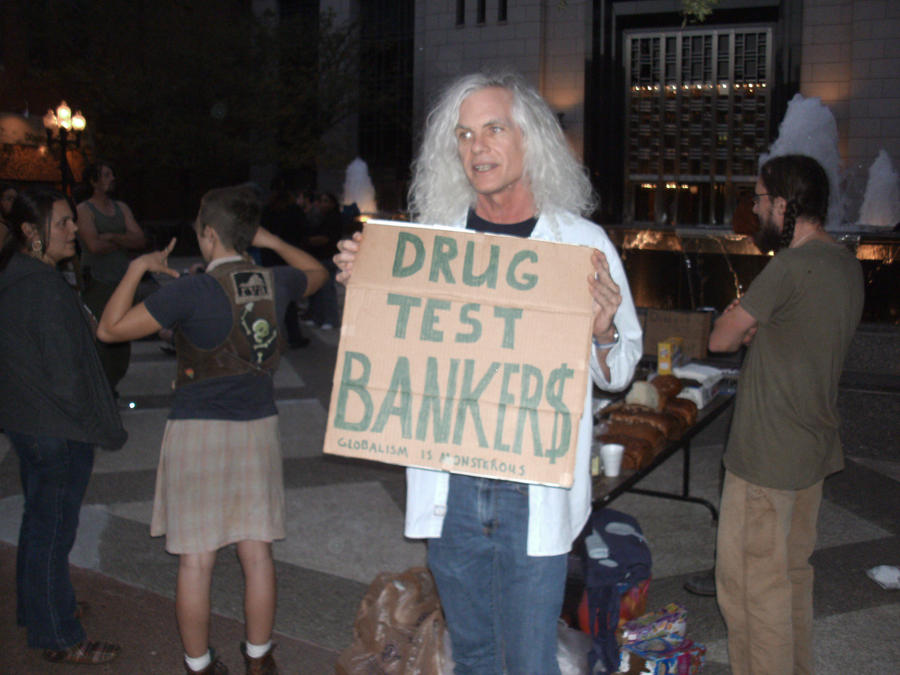 Occupy Louisville by jackcomstock