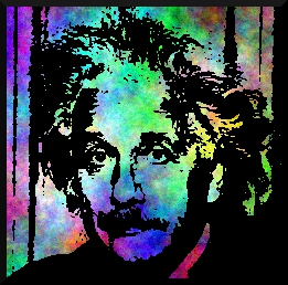 Einstein by jackcomstock