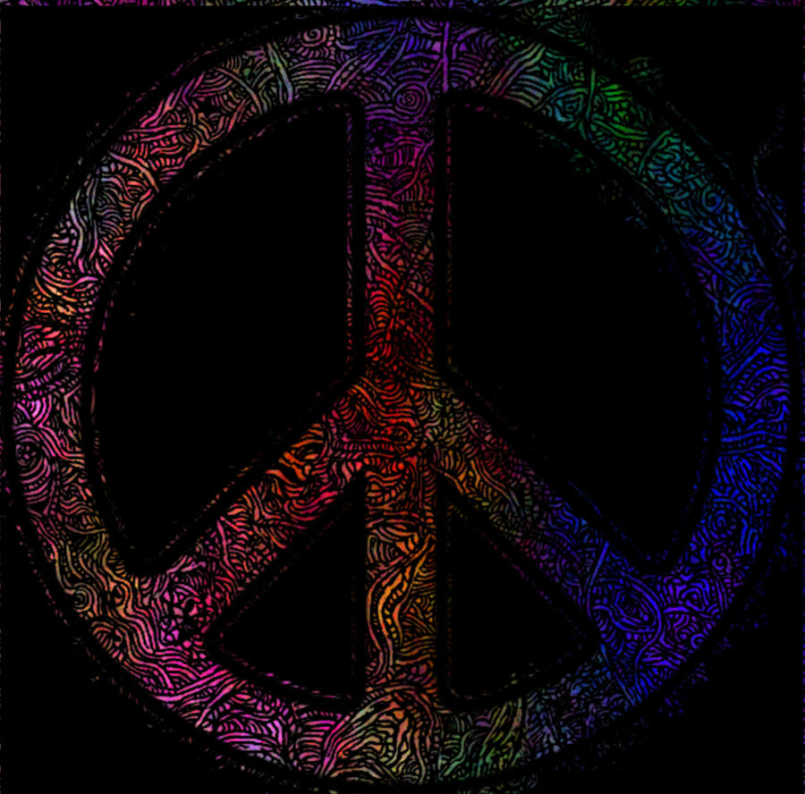 Peace by jackcomstock