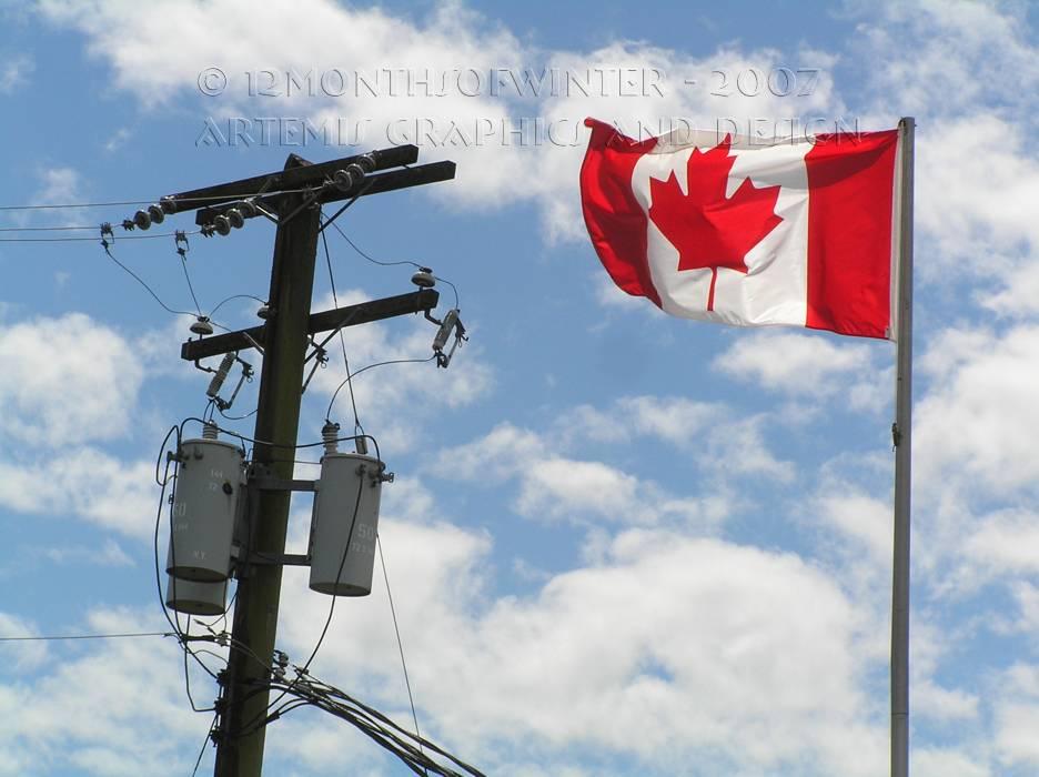 Powerful Canada by 12monthsOFwinter