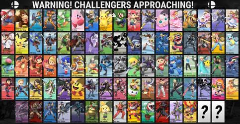 Super Smash Bros. Ultimate: Everyone Is Here!