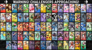 Super Smash Bros. Ultimate: Everyone Is Here! by Bermast